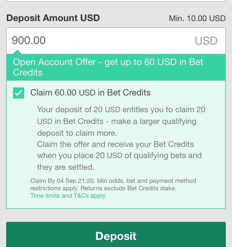 bet365-Betcredit