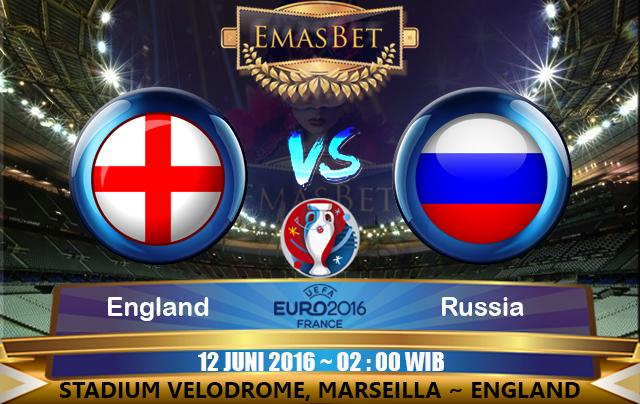 イングランドvsロシアEURO20161