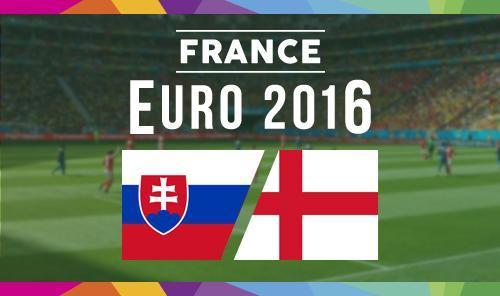 Slovakia vs England2