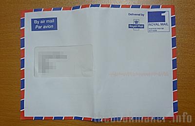 bet365 PVC 封筒