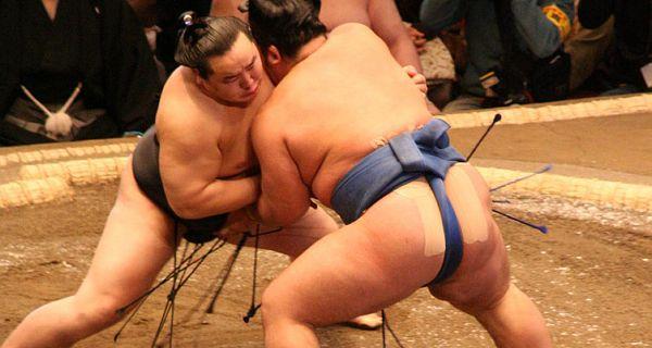 大相撲 試合