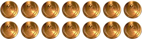 リオ五輪 金メダル14個