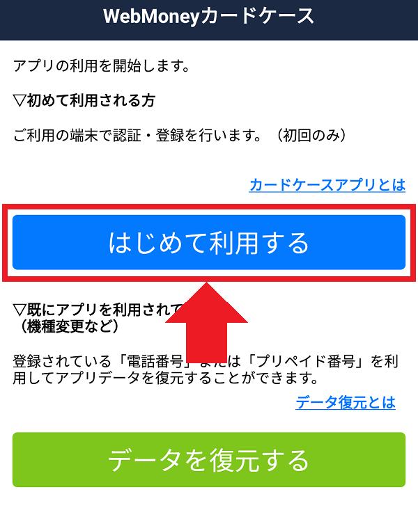 Webmoney登録方法13