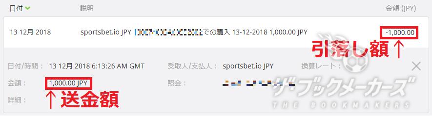 スポーツベットアイオー日本円口座06