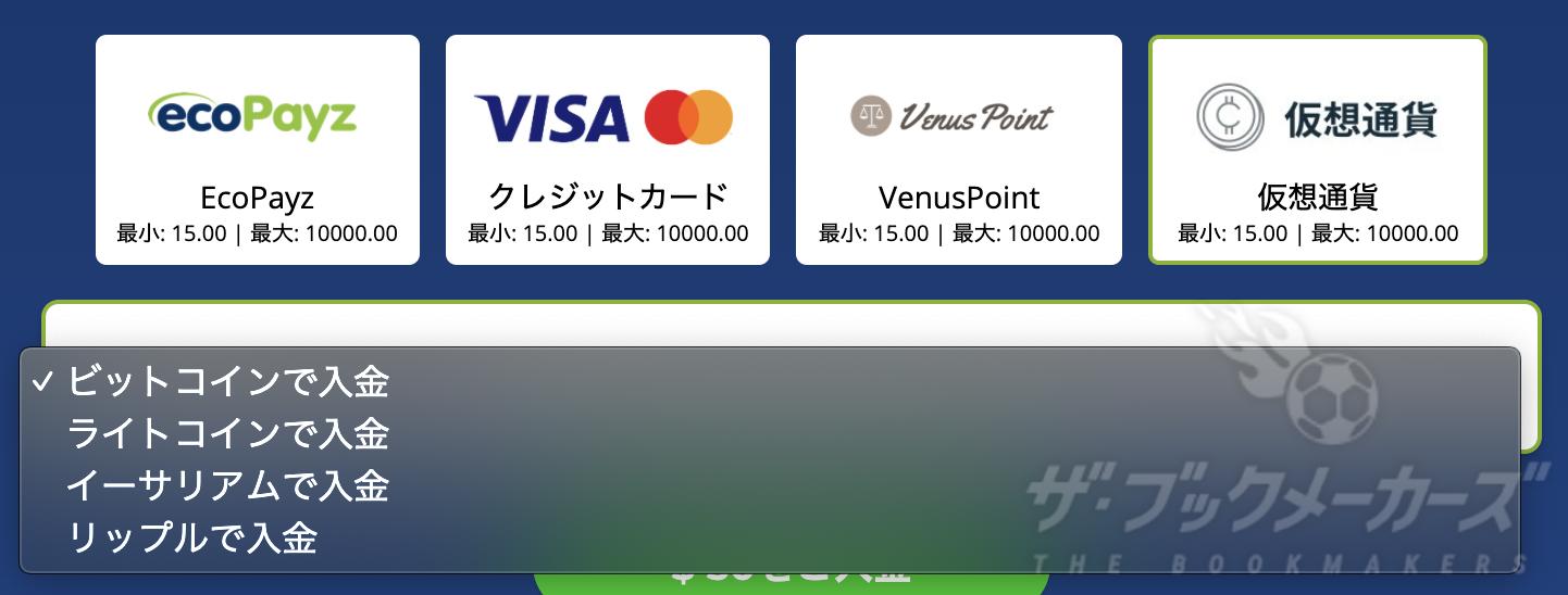 カジ旅_ビットコイン