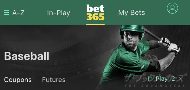 bet365野球
